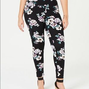 INC shaping plus size Leggings
